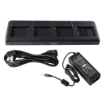 Honeywell EDA50-QBC-E battery charger Black Indoor battery charger