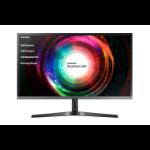 "Samsung U28H750UQU LED display 70.9 cm (27.9"") 4K Ultra HD Flat Black,Silver"
