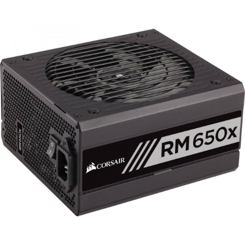 Corsair RMx Series RM650x 80 PLUS Gold Fully Modular ATX Power Supply