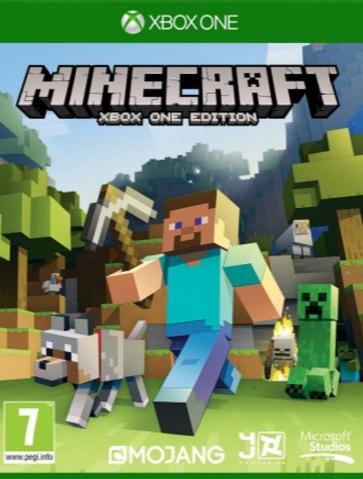 Microsoft Minecraft Xbox One Basic English