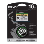 PNY CompactFlash 16GB 16GB CompactFlash memory card
