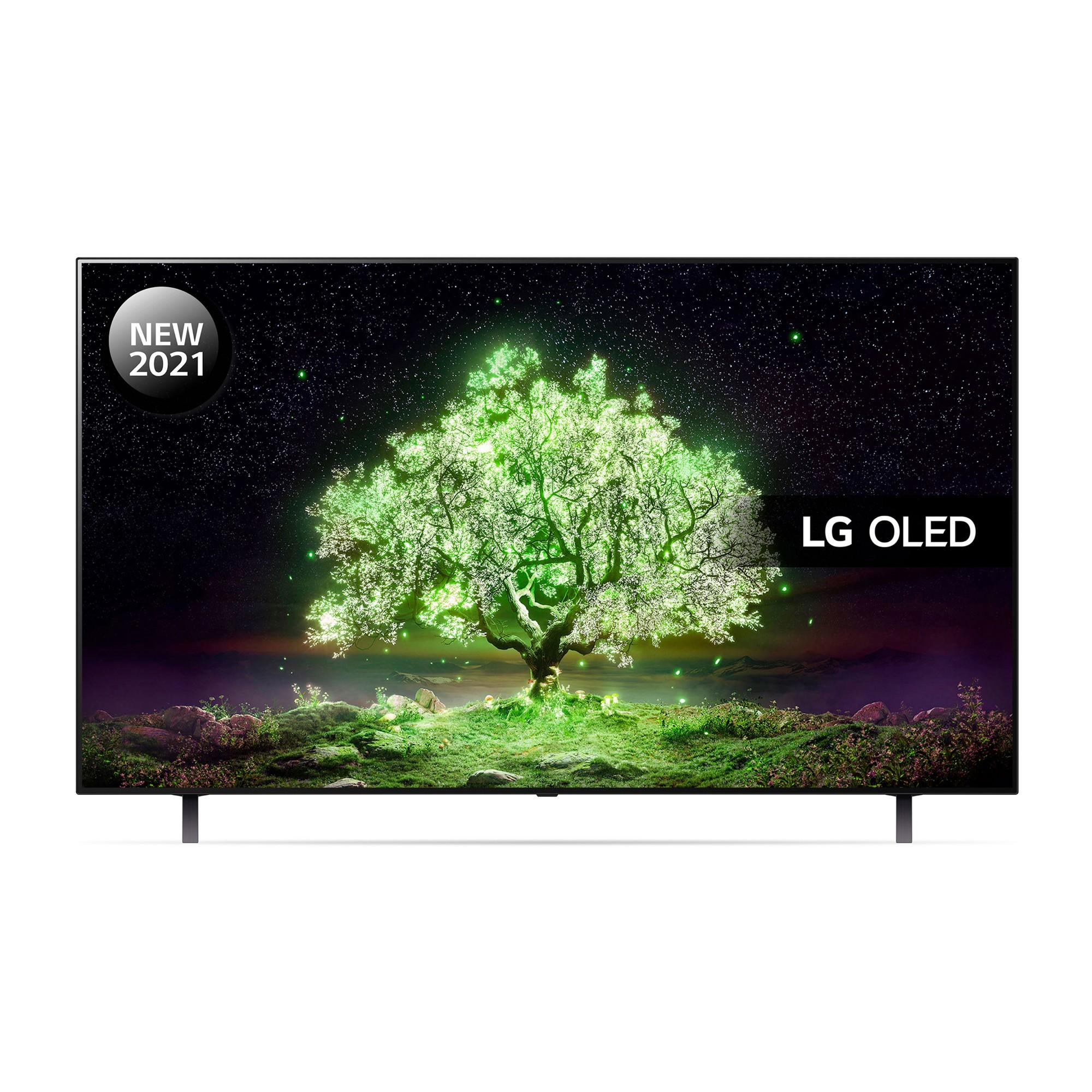 """LG OLED65A16LA.AEK TV 165.1 cm (65"""") 4K Ultra HD Smart TV Wi-Fi Black"""