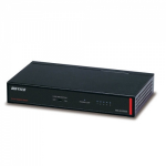 Buffalo BS-GU2005 network switch Unmanaged Gigabit Ethernet (10/100/1000) Black