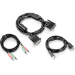 Trendnet TK-CD06 cable para video, teclado y ratón (kvm) 1,8 m Negro