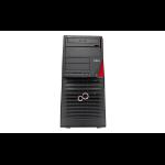 Fujitsu CELSIUS W550 3.4GHz i7-6700 Desktop Black, Red Workstation
