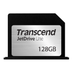 Transcend JetDrive Lite 360 128GB memory card