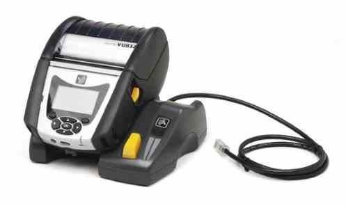 Zebra P1031365-034 handheld device accessory Black,White,Yellow