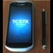 Zebra SG-STYLUS-TCX-MTL-03 lápiz digital Negro, Plata