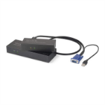 Linksys F1D086Uea AV transmitter & receiver Black