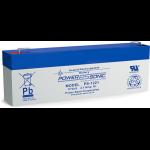 Power-Sonic PS-1221VDS Sealed Lead Acid (VRLA) 2.1 Ah 12 V