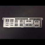 Supermicro MCP-260-00094-0N computer case part Rack I/O shield