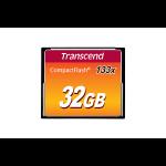 Transcend TS32GCF133 memory card