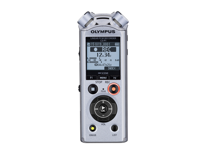 Voice Recorder Ls-p1 Pocket Series