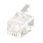 Equip Modular Plug, 4P4C