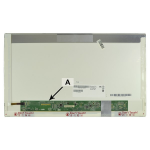 2-Power 2P-P000605950 notebook spare part Display