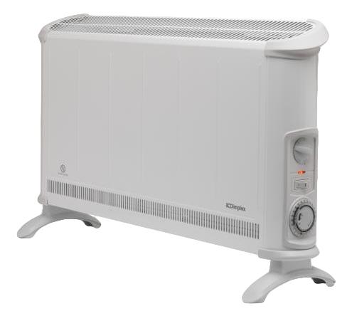 Dimplex 403TSTi Indoor Grey, White 3000W