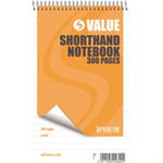 Silvine SHORTHAND BOOK 5X8 150LF FT 449