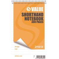 Silvine SHORTHAND BOOK 5X8 150LF FT 449
