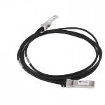 Brocade 1m, 2xQSFP+ 1m QSFP+ QSFP+ Black InfiniBand cable