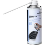 Durable POWERCLEAN 200ml compressed air duster