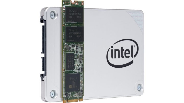 Intel Pro 5400s 480GB