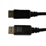 Videk DisplayPort 2m 2m DisplayPort DisplayPort Black