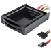 """Dynamode Dual 2.5"""" SSD/HDD Bracket/Chassis for 3.5"""" Bay - Hot Swap"""