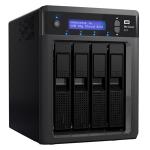 Western Digital My Cloud EX4 Storage server Tower Ethernet LAN Black