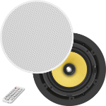 Vision CS-1900P car speaker 2-way Round 2 pc(s)