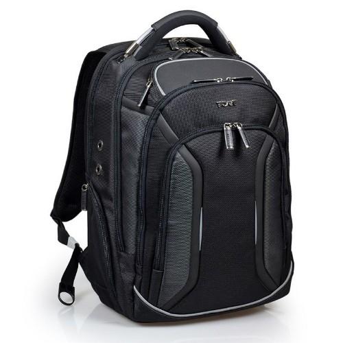 Port Designs Melbourne backpack Black Polyester