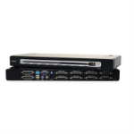 Belkin F1DA116ZEA Black KVM switch