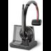POLY Savi W8210-M, MSFT Auriculares Diadema Negro
