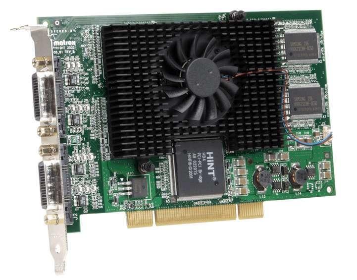Matrox G450x4 MMS GDDR