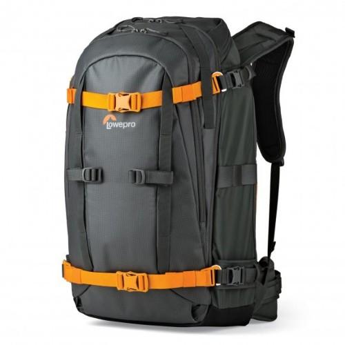 Lowepro Whistler BP 450 AW Backpack case Black,Orange