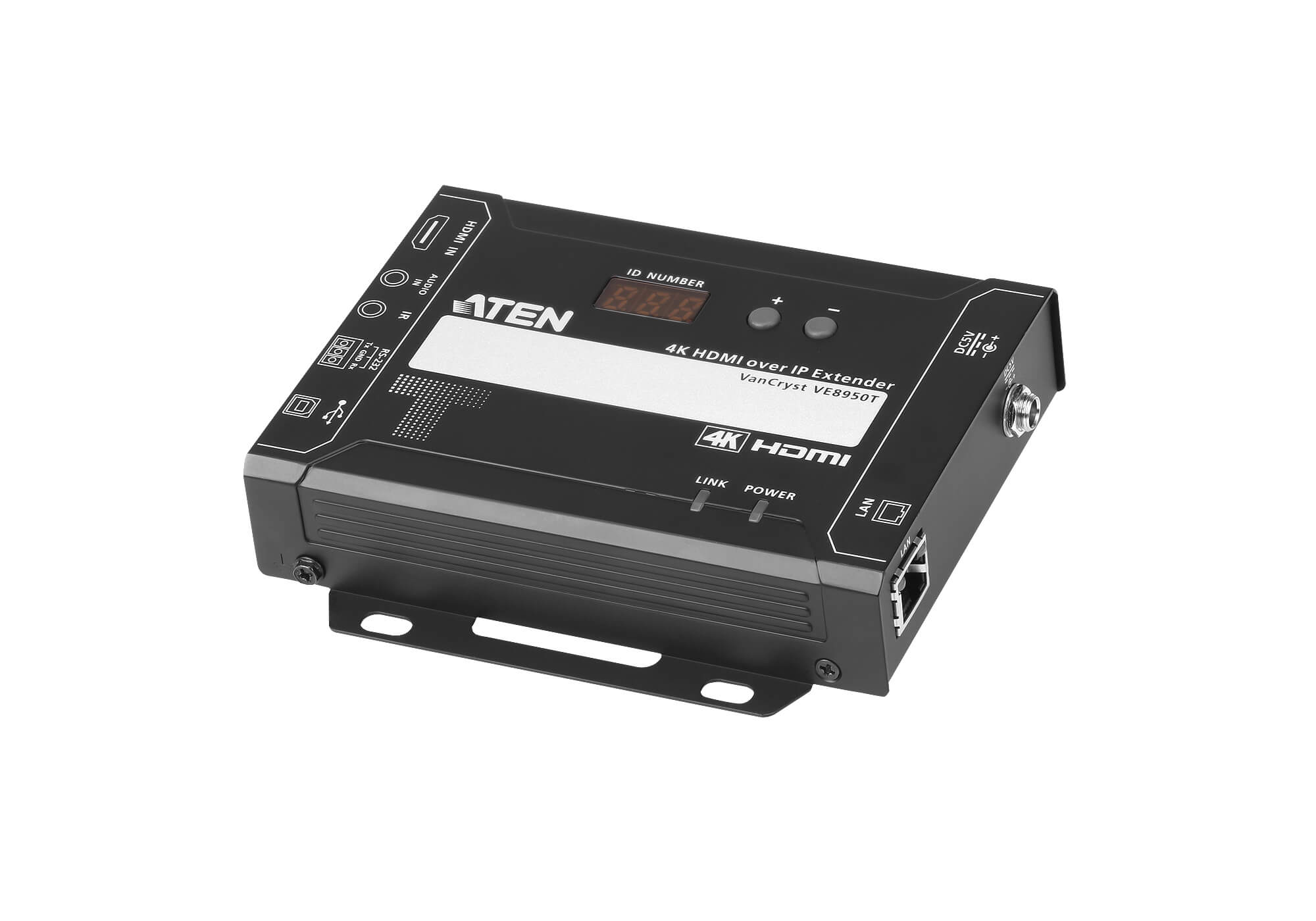 ATEN VanCryst 4K HDMI over IP Transmitter