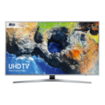 "Samsung MU6400 49"" 4K Ultra HD Smart TV Wi-Fi Black, Silver LED TV"
