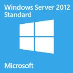 Microsoft Windows Server 2012 Standard, x64, SA, 2CPU, OLP-NL, GOV