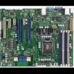 Asrock E3C204-V+ Intel C204 LGA 1155 (Socket H2) ATX server/workstation motherboard