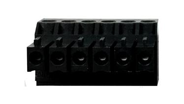 BrightSign GPIO-TB-6 terminal block Black