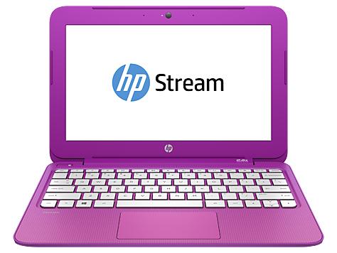 "HP Stream 11-d011wm 2.16GHz N2840 11.6"" 1366 x 768Pixeles Magenta Portátil"