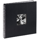Hama Fine Art photo album Black 50 sheets 10 x 15 cm