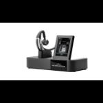 Jabra 6670-904-340 mobiele hoofdtelefoon Monauraal oorhaak Zwart Draadloos
