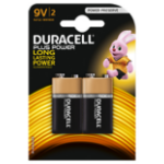 Duracell Plus Power 9V Single-use battery Alkaline
