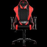 AEROCOOL ThunderX3 TGC15 Series Gaming Chair - Black/Red