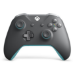 Microsoft WL3-00106 mando y volante Gamepad PC,Xbox One Analógico/Digital Bluetooth Azul, Gris