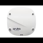 Hewlett Packard Enterprise Aruba AP-334 WLAN access point 2300 Mbit/s Power over Ethernet (PoE) White