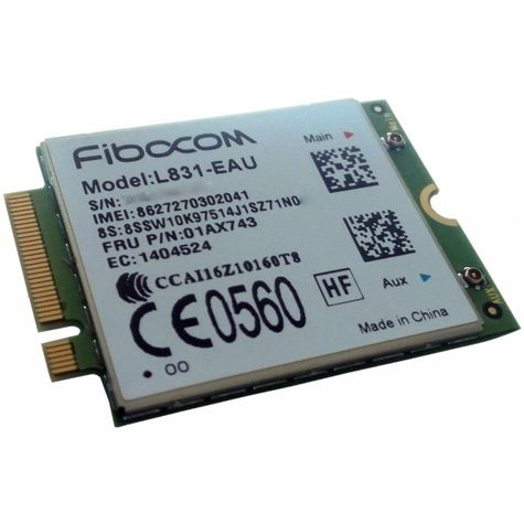 Lenovo 4XC0M95179 notebook spare part WWAN Card