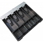 APG Cash Drawer VPK-15B-1A-BX cash tray Plastic Black