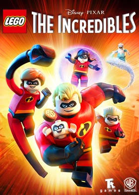 Nexway 835660 video game add-on/downloadable content (DLC) Video game downloadable content (DLC) PC LEGO Disney Pixar's The Incredibles Español