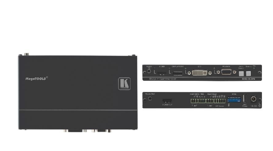 Kramer Electronics SID-X3N extensor audio/video Transmisor de señales AV